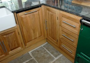 Kitchen made by The Oak Workshop, Doncaster, 2011